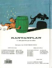 Verso de Rantanplan -12B4- Bêtisier 4