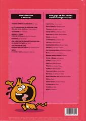 Verso de (Recueil) Spirou (Album du journal) -303- Spirou album du journal