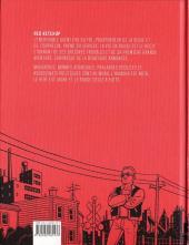 Verso de Red Ketchup (La Pastèque) -1- La Vie en rouge