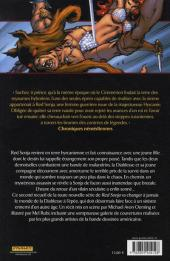 Verso de Red Sonja -3- Les archers