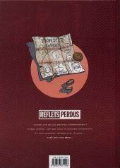 Verso de Reflets perdus -1- Diable à quatre