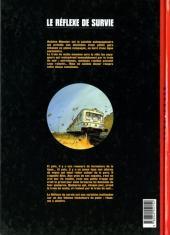 Verso de Le réflexe de survie - Le Réflexe de Survie