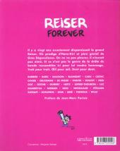 Verso de Reiser forever - Reiser Forever