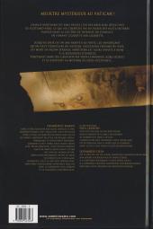 Verso de Révélations (Jenkins/Ramos) -1- Tome 1