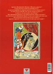Verso de Ring Circus -1- Les Pantres