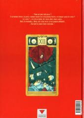 Verso de Ring Circus -2- Les Innocents