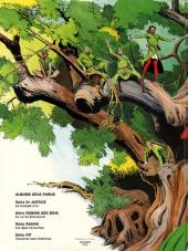 Verso de Robin des bois (Pif) -1- Le Roi de Sherwood