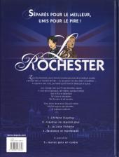Verso de Les rochester -4- Fantômes et marmelade