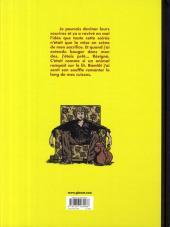 Verso de Le roi des mouches -2- L'origine du monde