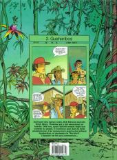 Verso de Le roi Vert -2- Guaharibos
