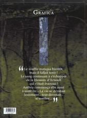 Verso de Le roman de Malemort -2- La porte de l'oubli