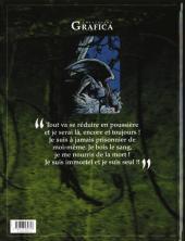 Verso de Le roman de Malemort -4- Lorsque vient la nuit...