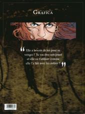 Verso de Le roman de Malemort -6- Toute l'éternité