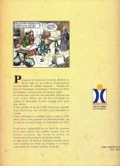 Verso de Histoires des Villes (Collection) - Roubaix - Depuis toujours