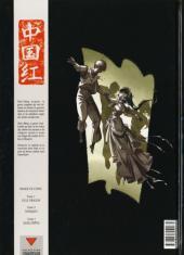 Verso de Rouge de Chine -3- Zhan Zheng