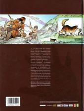 Verso de Homo Sapiens -2- Le sacre de l'homme