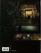 Verso de Sanctuaire -2- Le puits des abîmes