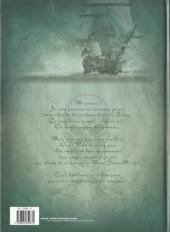 Verso de Le sang du dragon -1- Au-delà des brumes