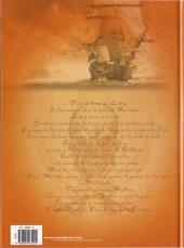 Verso de Le sang du dragon -2- La Pierre de Gaëldenn