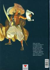 Verso de Sang & encre -1- Corsaire