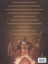 Verso de Sans Dieu -1- La Prophétie de la phalange