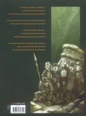 Verso de Sans Dieu -2- L'Antre de la connaissance