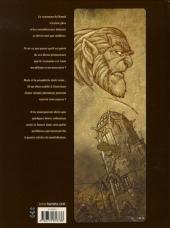 Verso de Sans Dieu -3- Le Pic du vautour