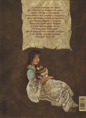 Verso de Sans famille (Dégruel) -3- Le cygne