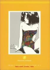 Verso de Asatte Dance -3- Volume 3 - Amours instantanés