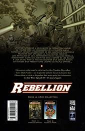 Verso de Star Wars - Rébellion -2- Échos du passé