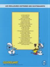 Verso de Les schtroumpfs -3Sep- La Schtroumpfette
