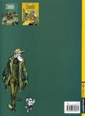 Verso de Scott Zombi -2- Fous et usage de fous