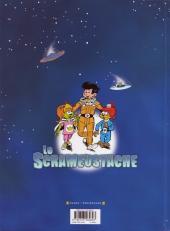 Verso de Le scrameustache -1c2008- L'héritier de l'Inca
