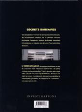 Verso de Secrets bancaires -6- L'affrontement
