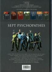 Verso de Sept -1- Sept psychopathes