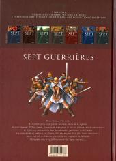 Verso de Sept -5- Sept guerrières