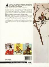 Verso de Les 7 Vies de l'Épervier -1b1986- La blanche morte