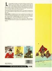 Verso de Les 7 Vies de l'Épervier -2a1986- Le temps des chiens