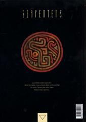 Verso de Serpenters -1- Les Fugitifs