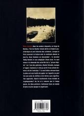 Verso de Shutter Island