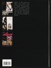 Verso de Silence -1- L'Initiation