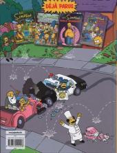 Verso de Les simpson (Jungle) -5- Boing boing Bart !