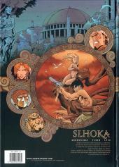 Verso de Slhoka -2- Les Jardins de Sangalî