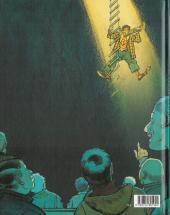 Verso de Le sourire du clown -3- Troisième tome