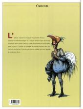 Verso de Souvenirs de Toussaint -6- L'oiseau bleu