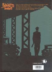 Verso de Spaghetti Brothers (réédition en 16 tomes) -10- Tome 10