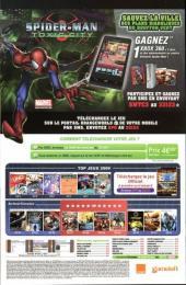 Verso de Spider-Man (et les héros Marvel) - Fascicules -7- Les héros les plus puissants de la Terre