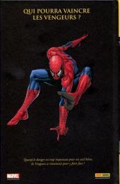 Verso de Spider-Man (et les héros Marvel) -7- Rencontre avec les vengeurs