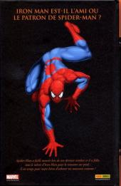 Verso de Spider-Man (et les héros Marvel) -8- L'alliance avec Ironman