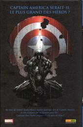 Verso de Spider-Man (et les héros Marvel) -9- La légende de Captain América